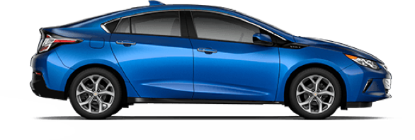2017 Chevy Volt Side View