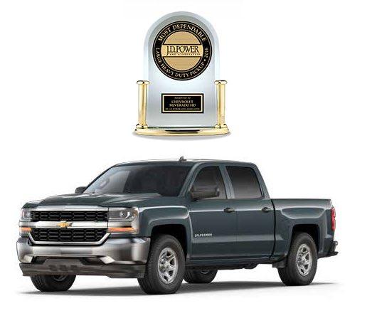 2018 Chevrolet Silverado Vs RAM 1500