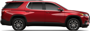 Valley Chevy - 2019 Chevrolet Traverse LT Black