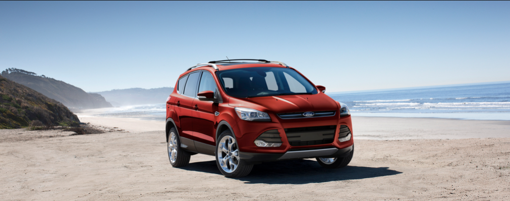 Valley Chevy - 2016 Ford Escape in Red