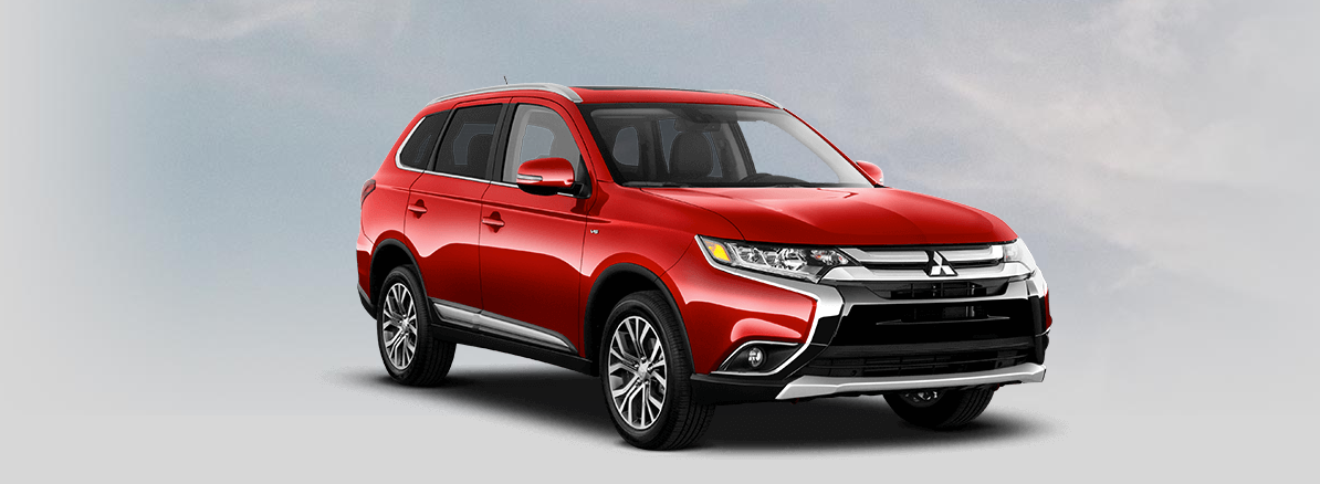 Valley Chevy - 2016 Mitsubishi Outlander in Red