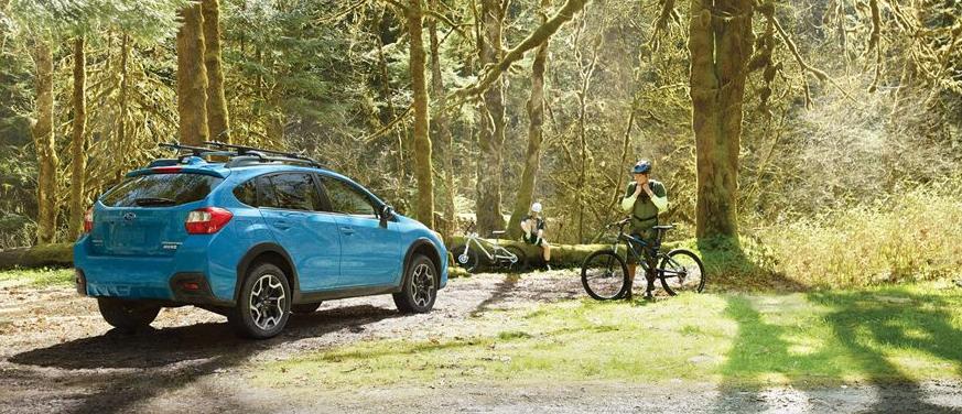 Valley Chevy - 2016 Subaru Crosstrek in Blue