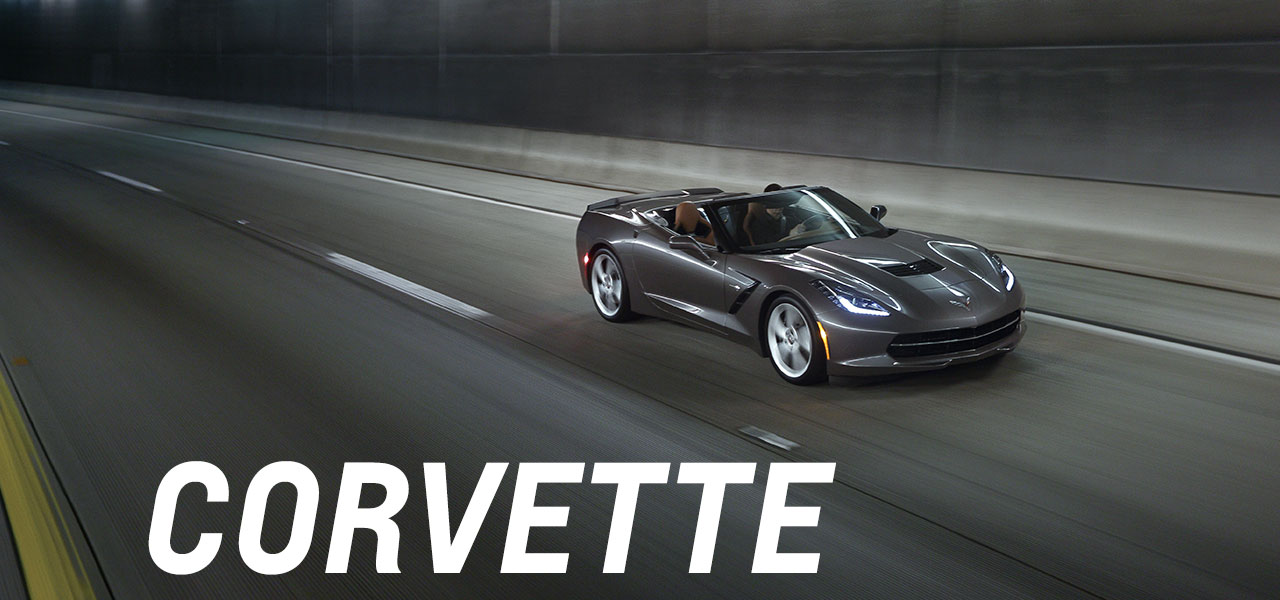 Valley Chevy - 2016 Corvette in Grey