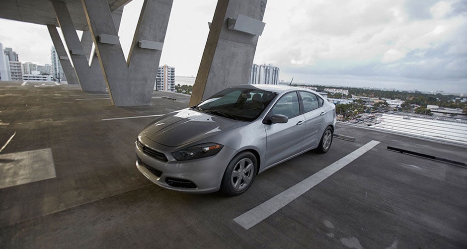 Valley Chevy - 2016 Dodge Dart in Silver