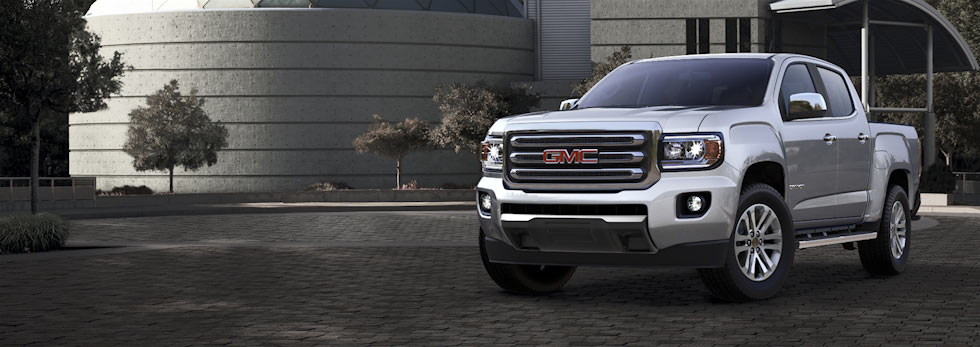 Valley Chevy - 2016 GMC Canyon in Silver