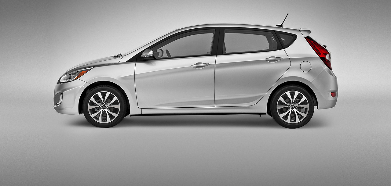 Valley Chevy - 2016 Hyundai Accent in Silver