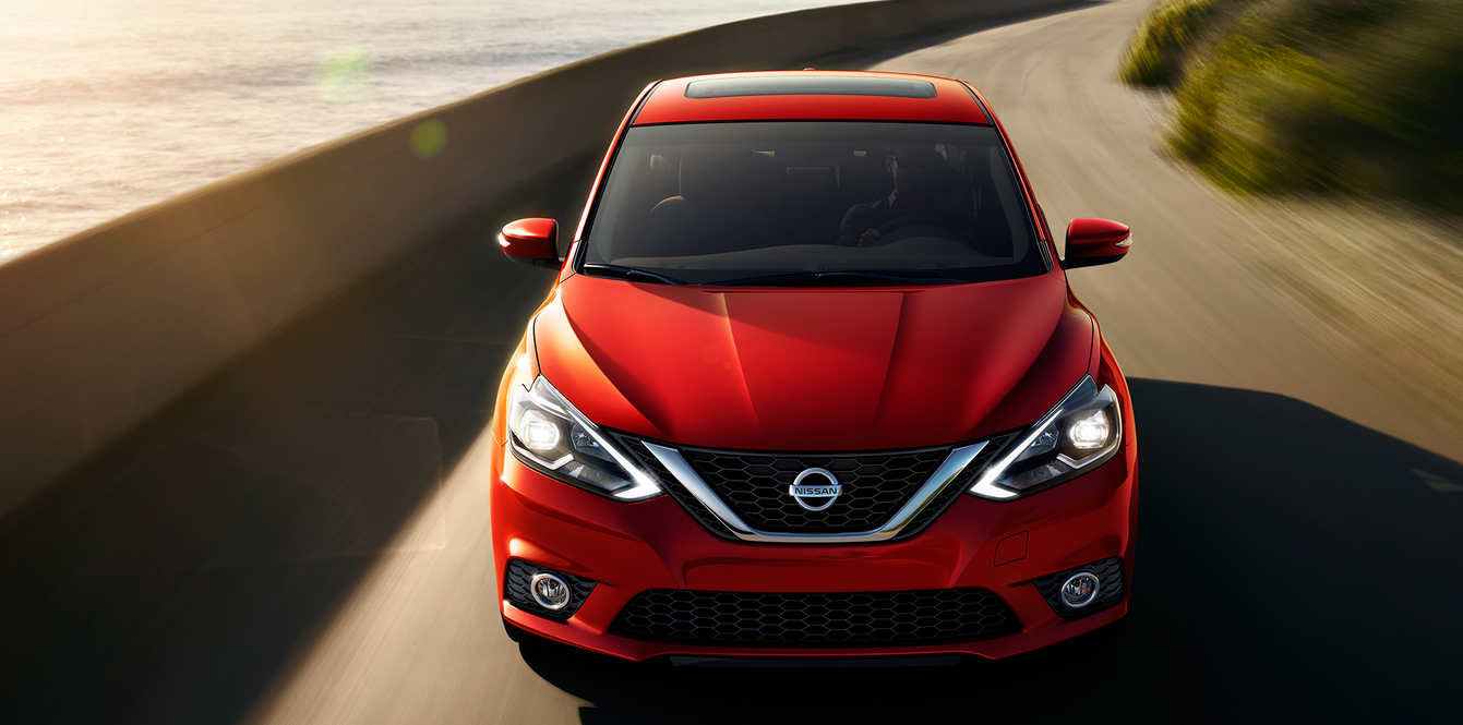 Valley Chevy - 2016 Nissan Sentra in Red