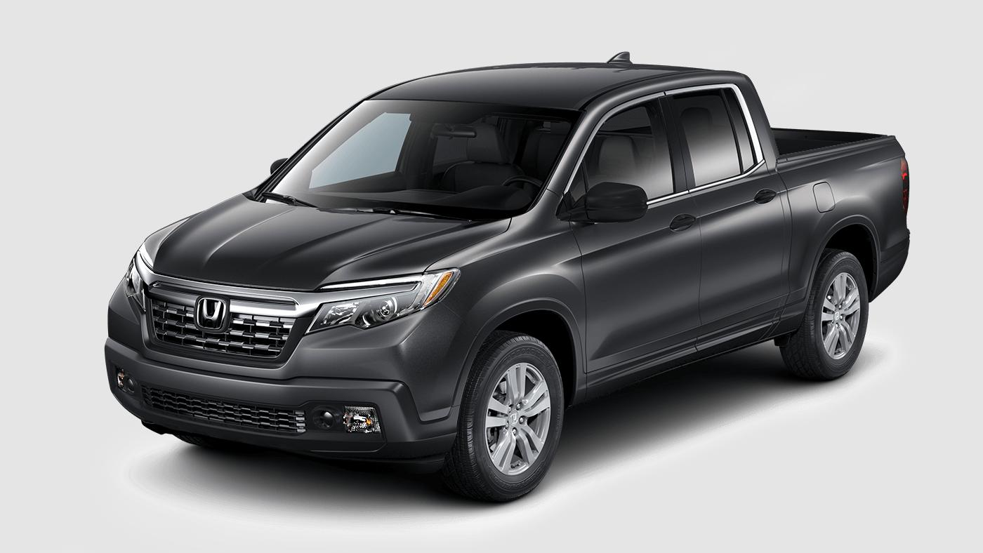 Valley Chevy - 2017 Honda Ridgeline in Black