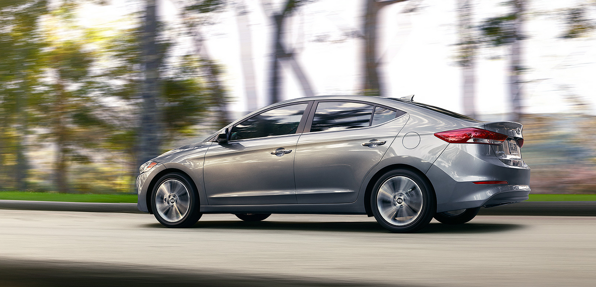 Valley Chevy - 2017 Hyundai Elantra in Gray