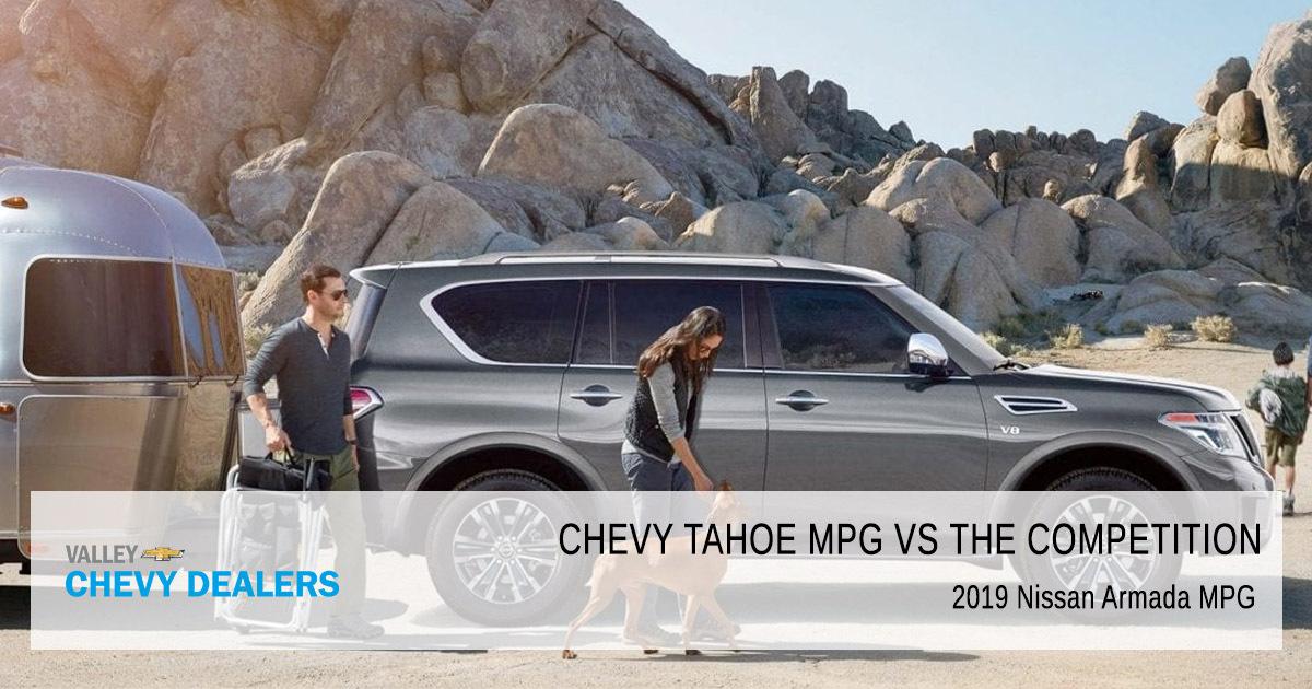 Nissan Armada Mpg >> Chevy Tahoe Mpg Vs Expedition Sequoia Armada Yukon
