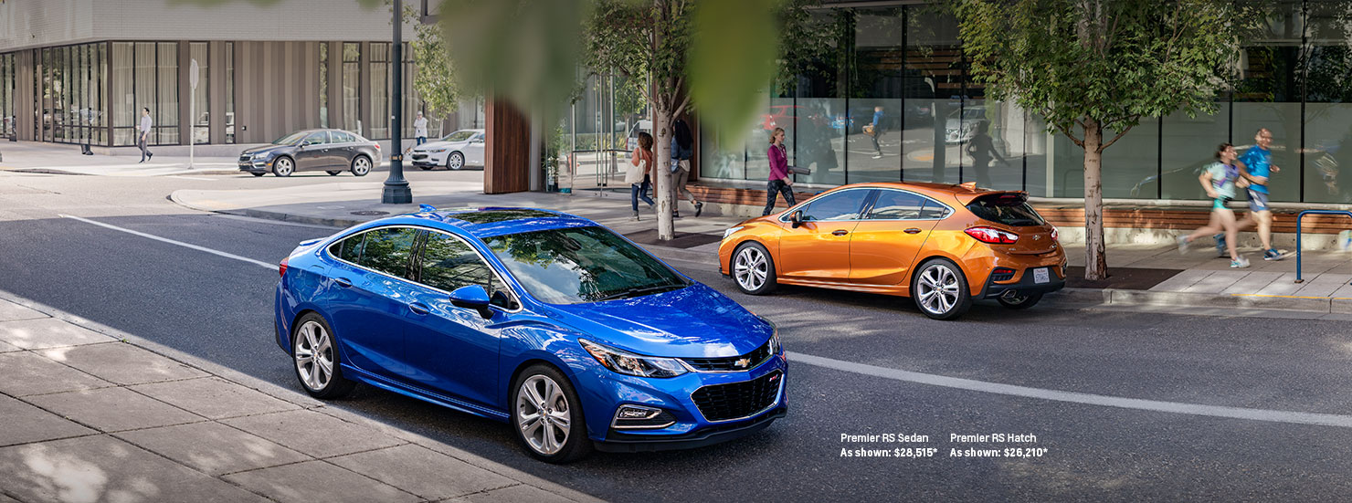 Valley Chevy - Chevrolet Cruze Comparison