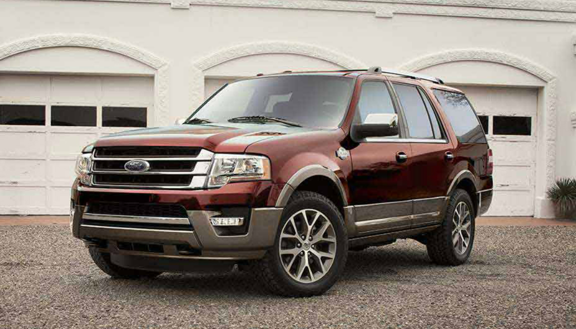 Valley Chevy - 2017 Ford Expedition Red