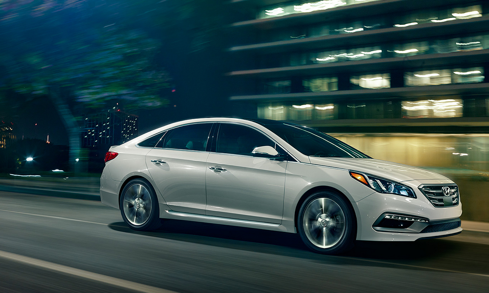 Valley Chevy - 2017 Hyundai Sonata White