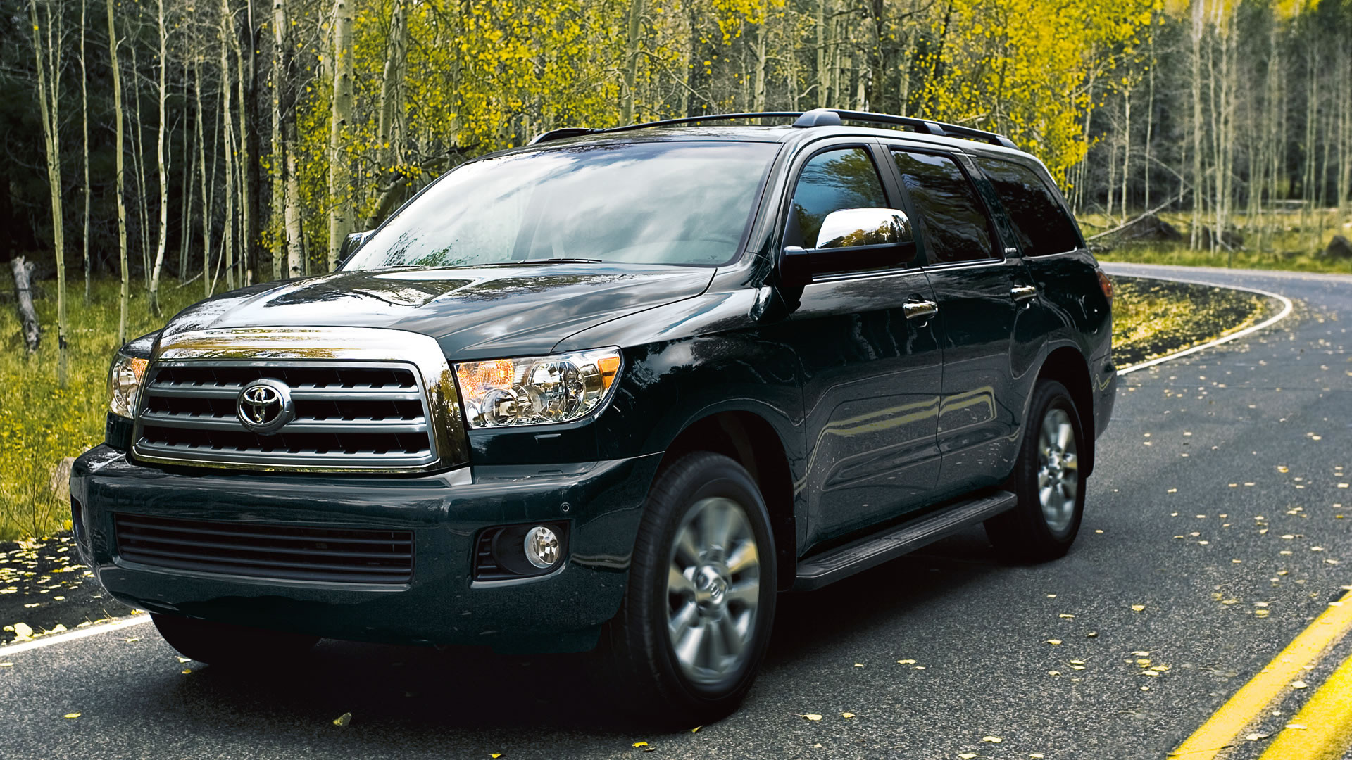 Valley Chevy 2017 Toyota Sequoia Black