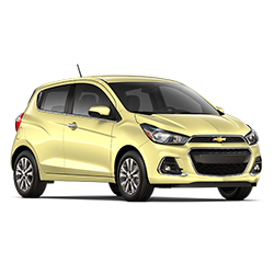 Compare New 2017 Chevrolet Spark to Mirage  Fiat 500