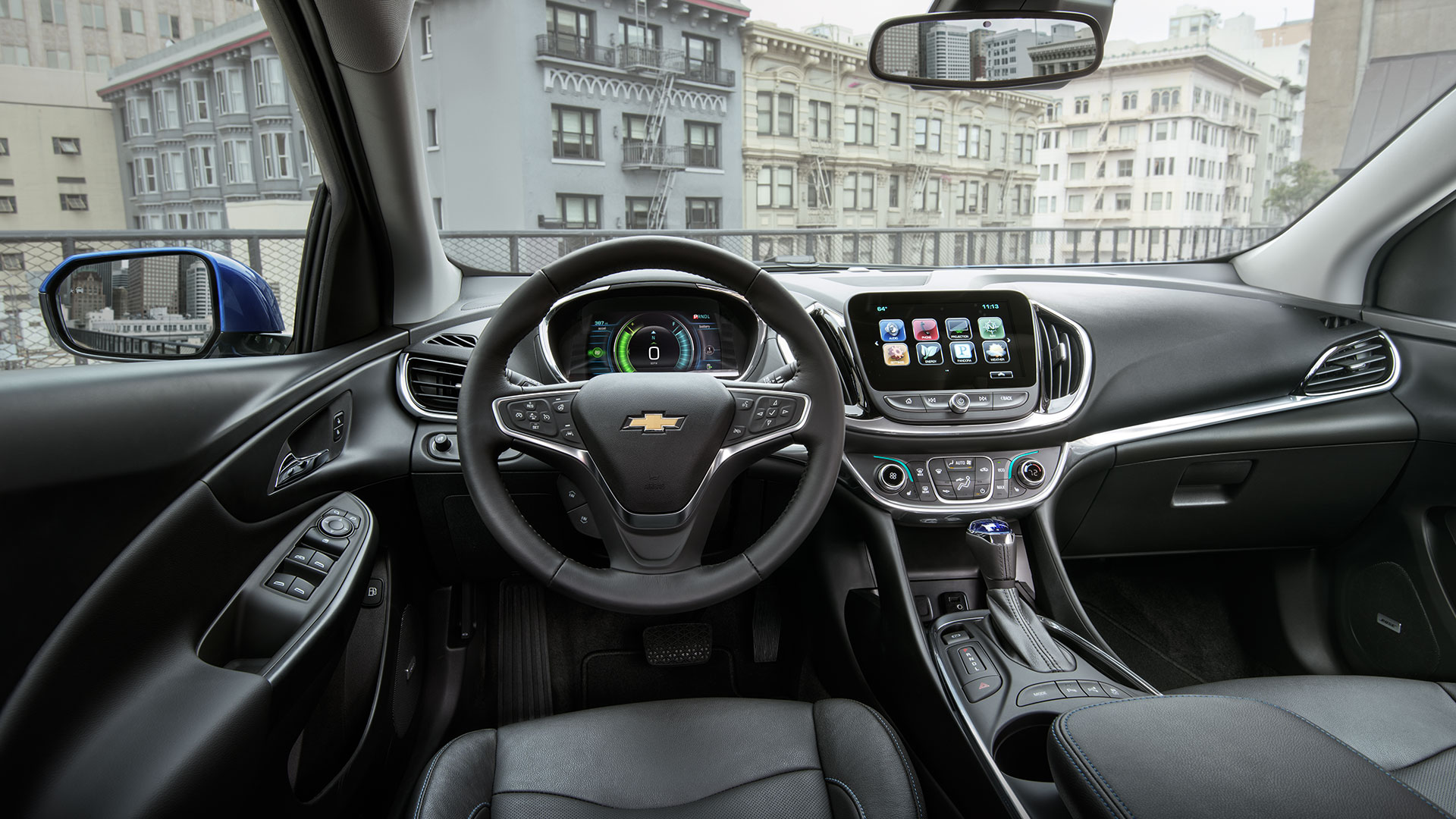 Valley Chevy - Chevrolet 2017 Volt: Leather Interior