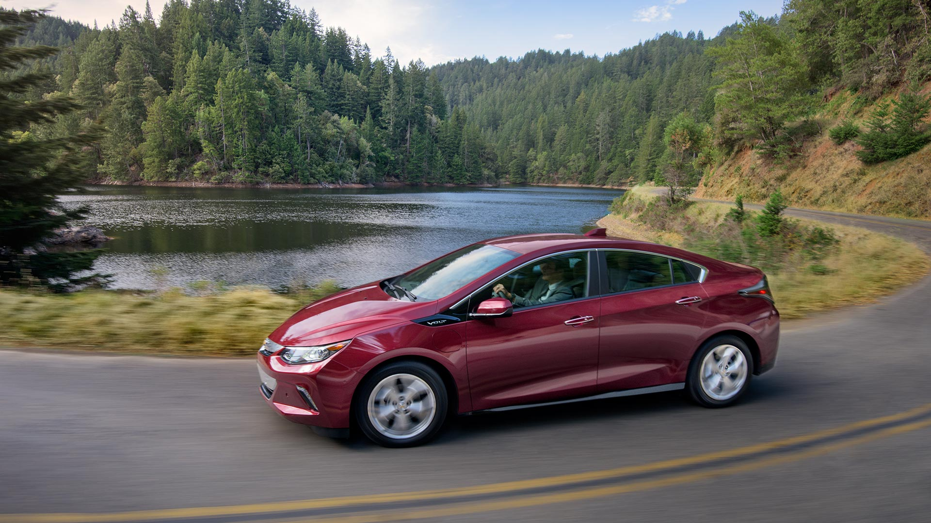 2017 chevrolet volt range what is the range of the new chevy volt valley chevy. Black Bedroom Furniture Sets. Home Design Ideas