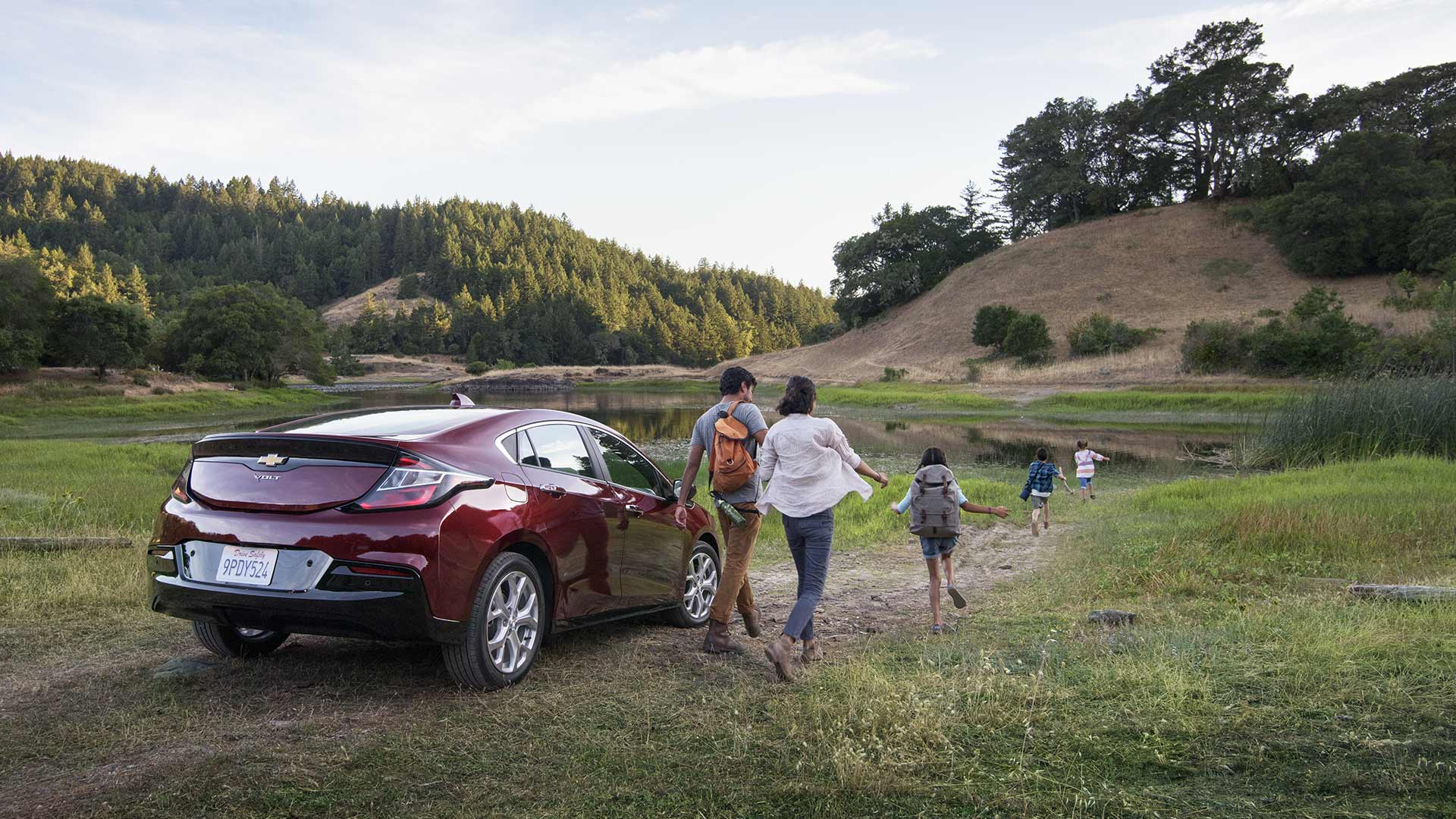 Valley Chevy - Chevrolet 2017 Volt: Red Off Roading