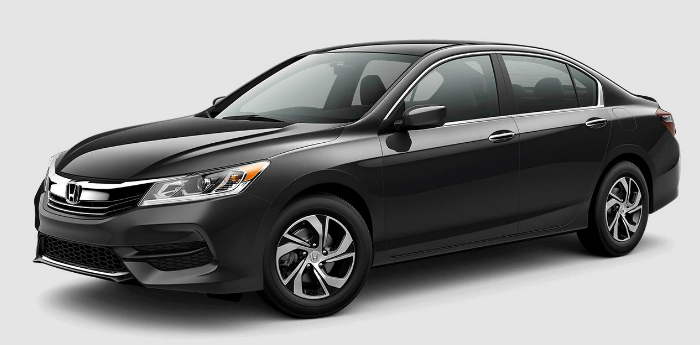 Valley Chevy - 2017 Honda Accord Touring in Black