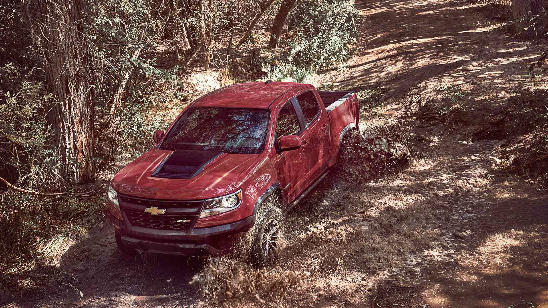 Valley Chevy - 2017 Mid Size Pickup Trucks