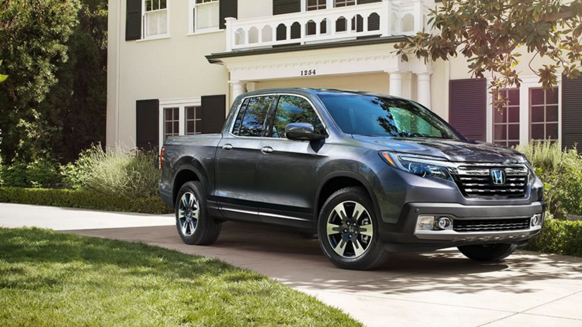 Valley Chevy 2017 Mid Size Pickup Trucks Honda Ridgeline