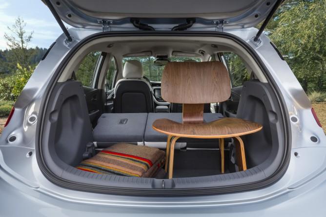 2017 Chevrolet BoltEV