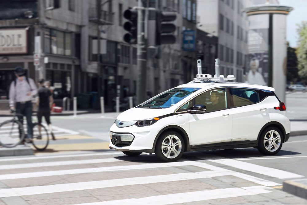 Valley Chevy in Phoenix: Chevrolet Increasing Self-Driving Bolt to Make World's Larges Fleet of Autonomous Vehicles
