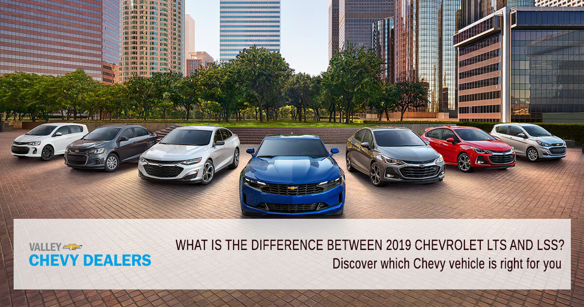 What is the Difference Between 2019 Chevrolet LTs and LSs_