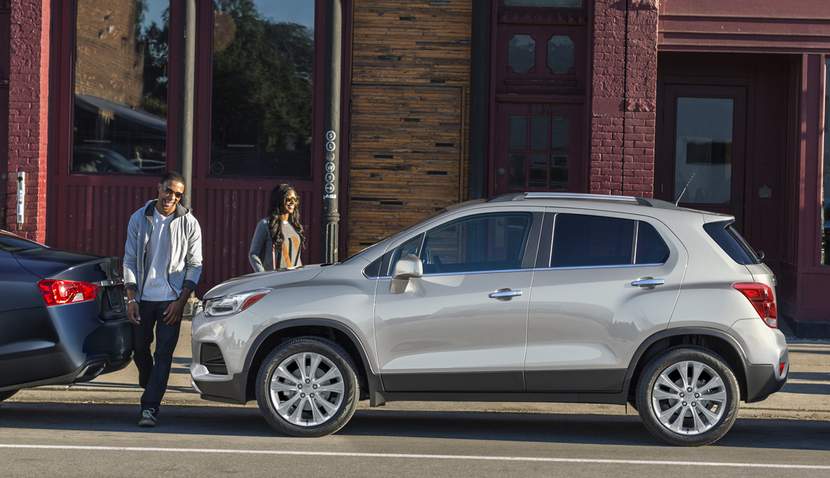 2019 Chevrolet Trax Lt Vs Ls Models