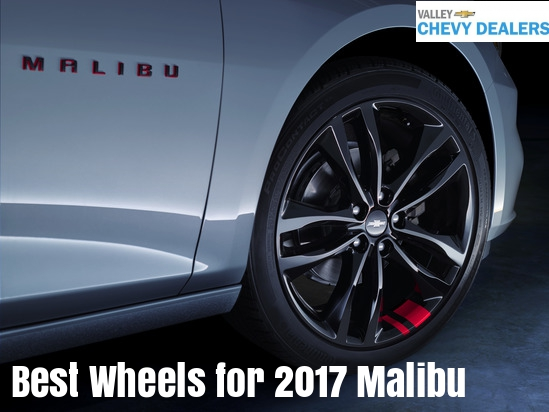 Valley Chevy Best Wheels 2017 Malibu