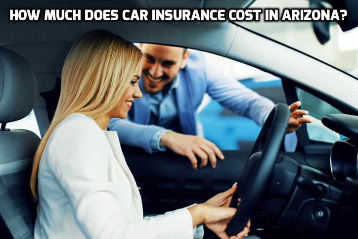 Valley Chevy Cost of Car Insurance Arizona