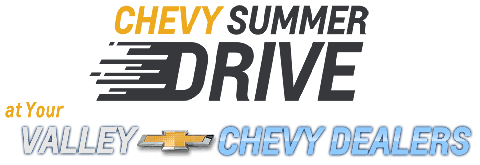Summer Sales Drive at Valley Chevy