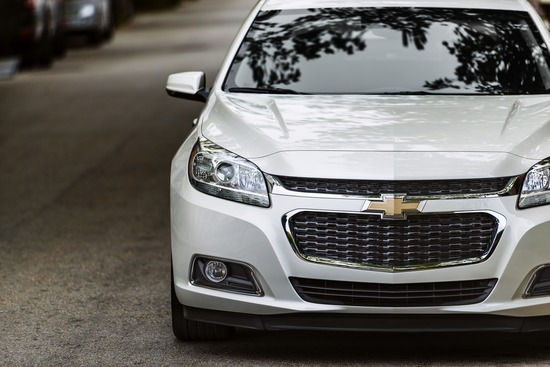 Valley Chevy 2017 Malibu Exterior Features