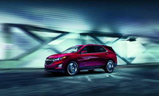 Valley Chevy Dealers Equinox Engine Features