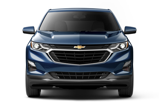 Valley Chevy Equinox Exterior Features