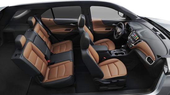 Valley Chevy Equinox Interior Features