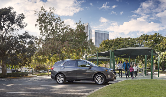 Valley Chevy Equinox Engine Features