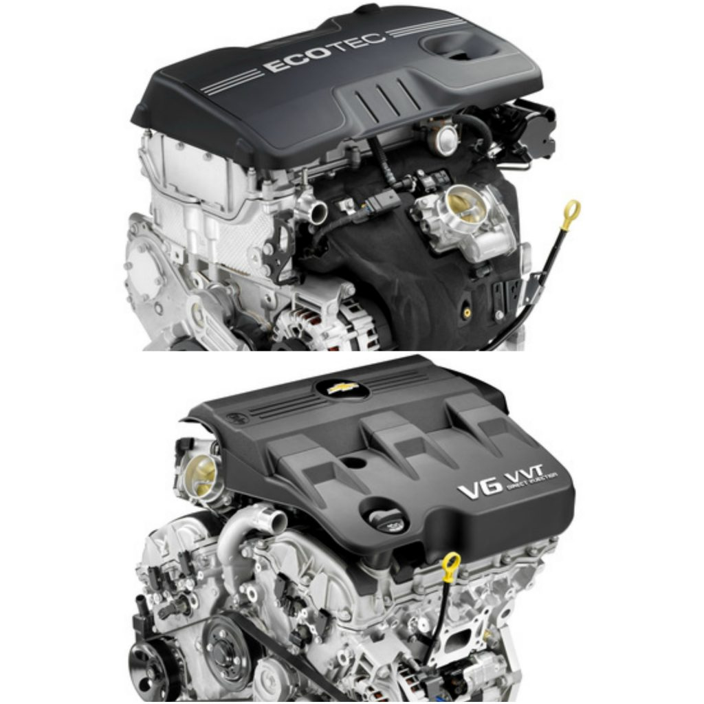 Valley Chevy Equinox Engine Key Facts