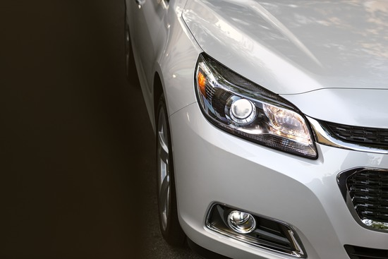 Valley Chevy Malibu Exterior Features
