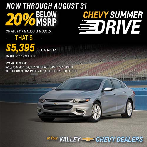Valley Chevy Dealers: Phoenix, AZ Chevrolet Dealerships ...