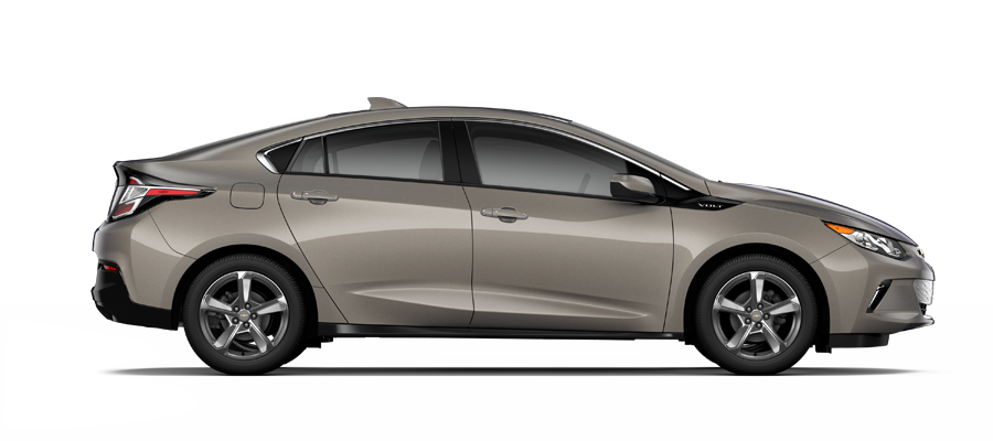 Valley Chevy - 2017 Chevrolet Volt LT Trim