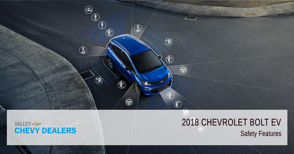 2018 Chevy Bolt EV Safety Rating - Safety Features