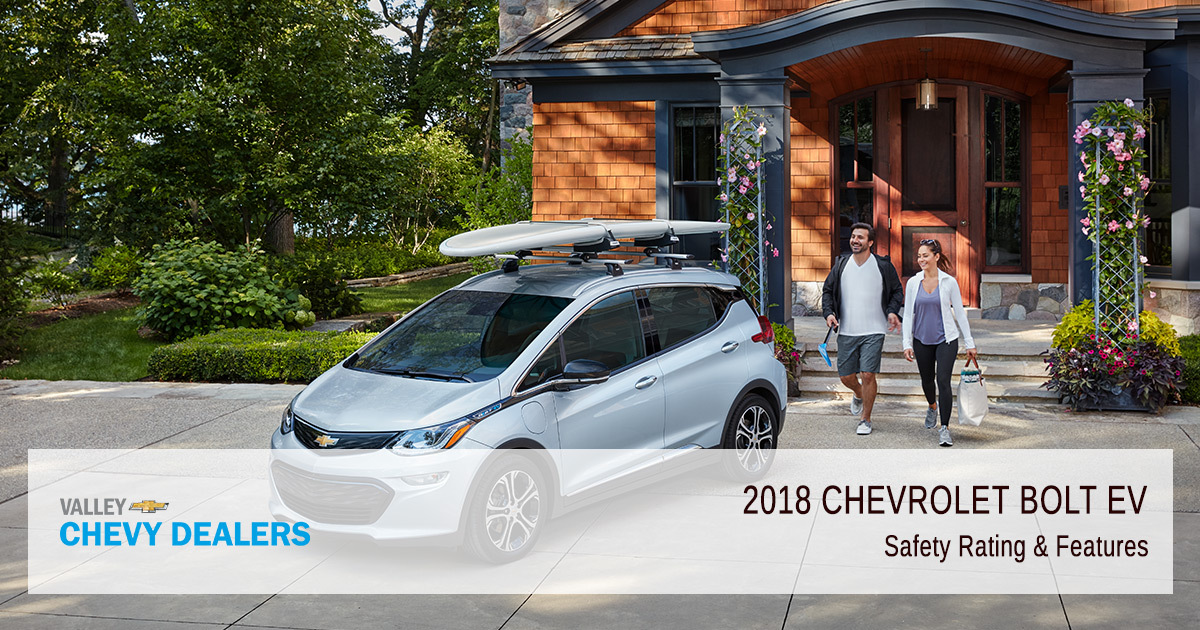 2018 Chevy Bolt EV Safety Rating - Featured