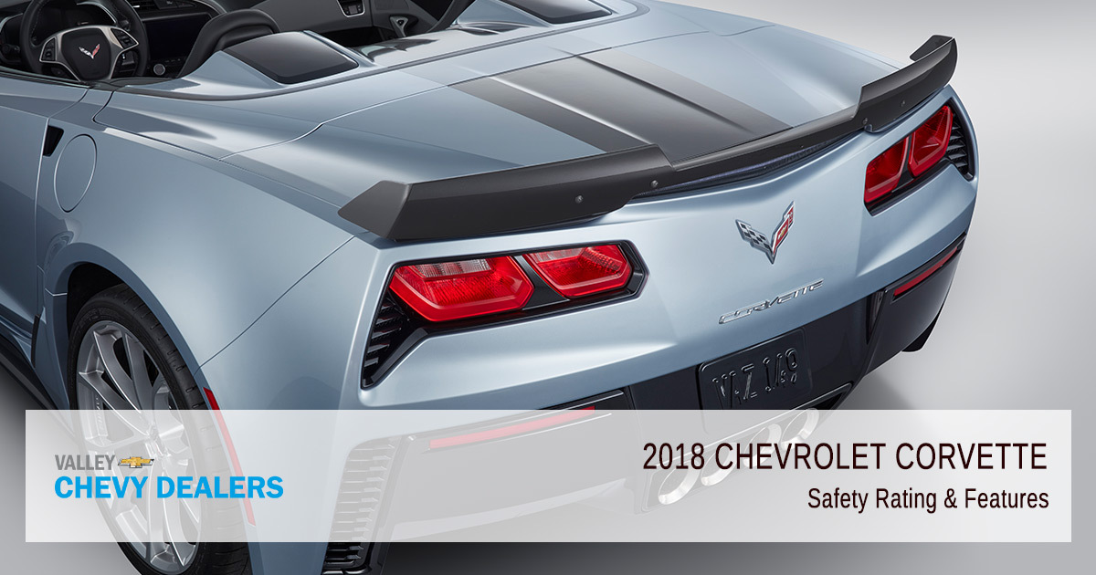 2018 Chevy Corvette Safety Rating - Featured