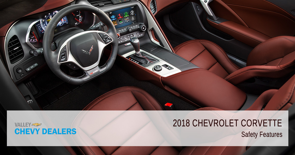 2018 Chevy Corvette Safety Rating - Features