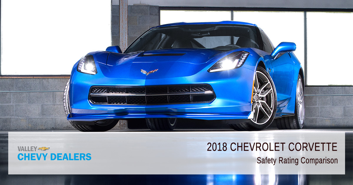 2018 Chevy Corvette Safety Rating - Comparison