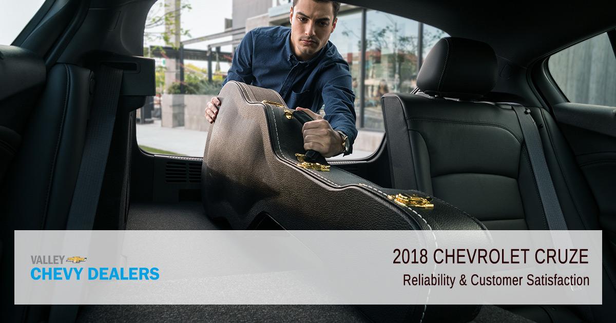 2018 Chevrolet Cruze Reliability Amp Satisfaction Ratings