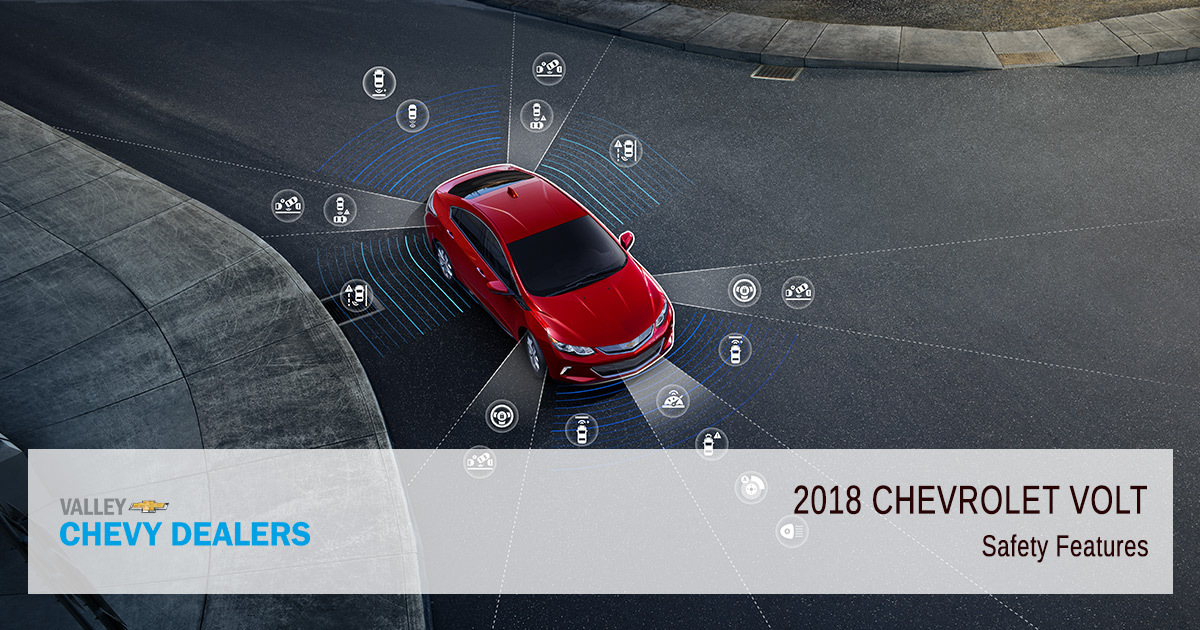 2018 Chevy Volt Safety Rating - Parts Features