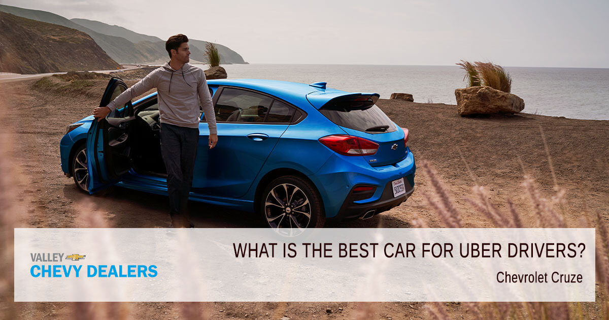 Valley Phoenix Chevy - 10 Best Cars for Uber Drivers to Own: Chevrolet Cruze