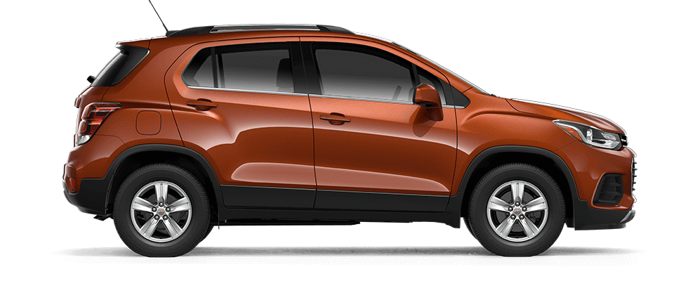 Valley Chevy - 2019 Trax LT in Orange
